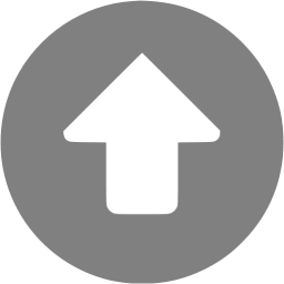 Up arrow circular